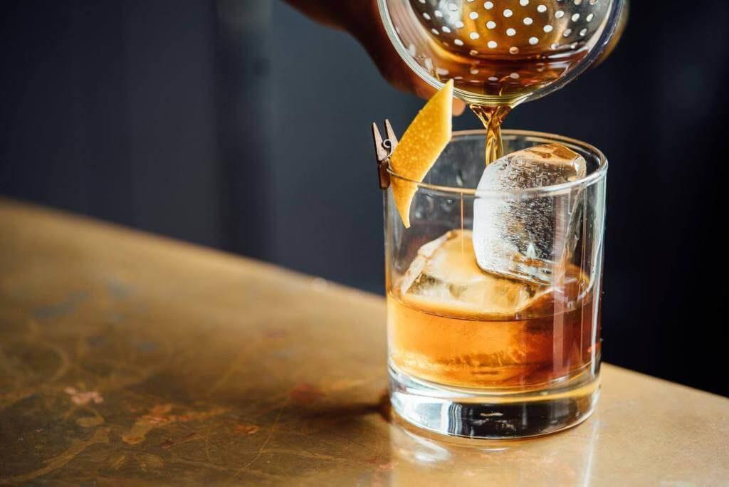 Cocktail im Tubler Glas